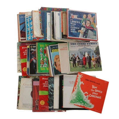 Holiday, Comedy, Children and Other Records
