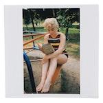 Eve Arnold Digital C-Print of Marilyn Monroe