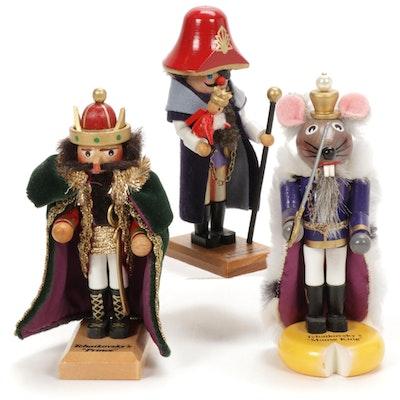 "Steinbach Limited Edition German ""Nutcracker"" Figurines"