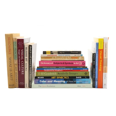 Art History and Art Theory Book Collection