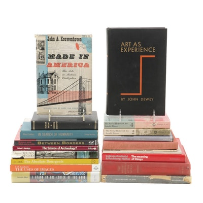 Art and Cultural Influences Book Collection