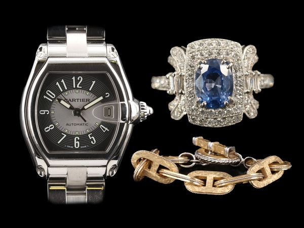 APRIL EXCEPTIONAL JEWELRY & TIMEPIECES