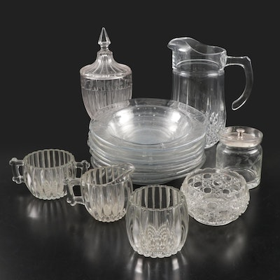 Jeanette Glass Company and Other Glass Tableware, 20th Century