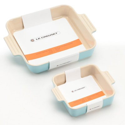 Le Creuset Square Stoneware Baking Dishes