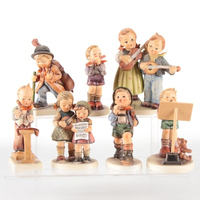 """Goebel Hummel Club Exclusive Edition """"Morning Conert"""" and Other Figurines"""