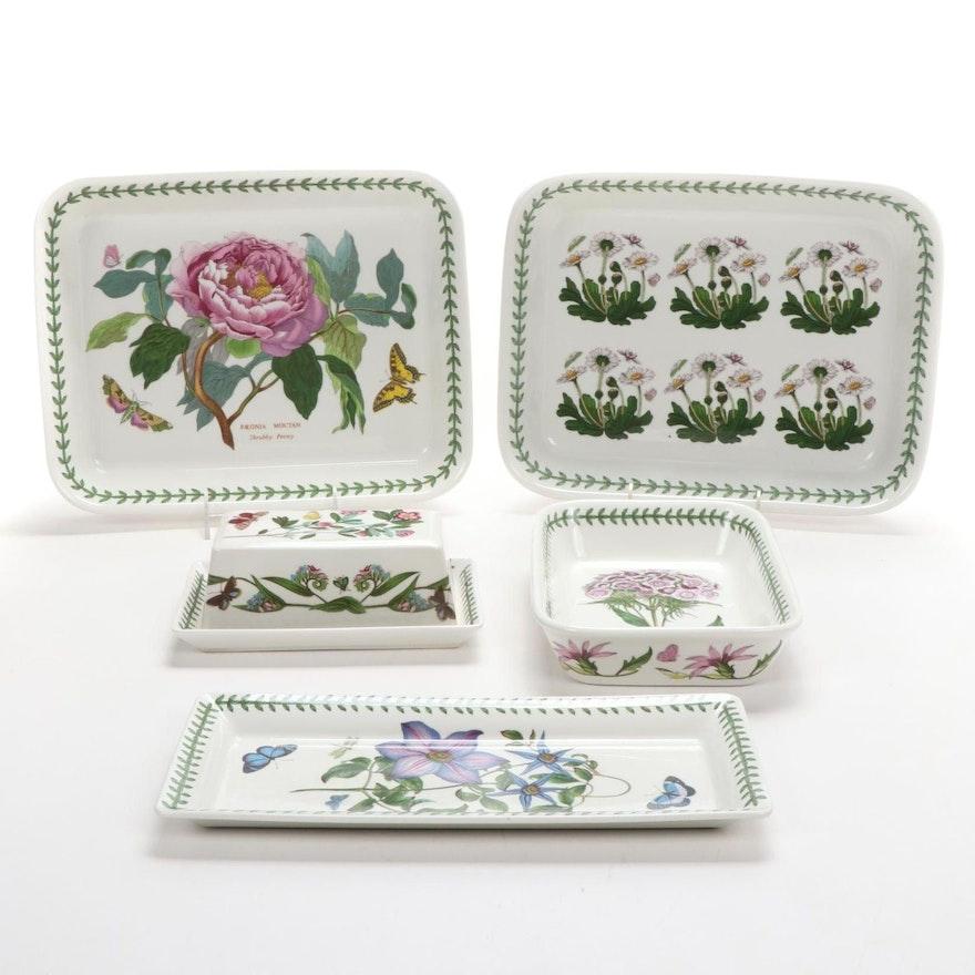 """Portmeirion """"The Botanic Garden"""" Bakeware and more"""