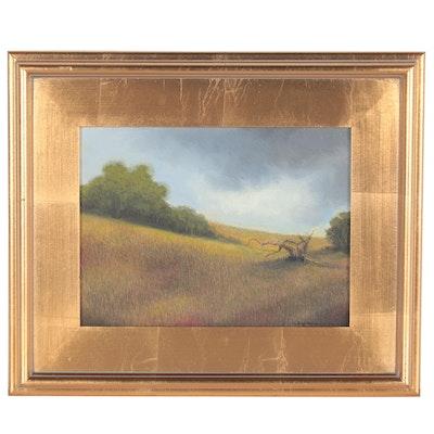 Sulmaz H. Radvand Landscape Oil Painting, 21st Century