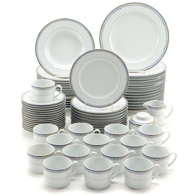 "Christopher Stuart ""Tahoe"" Tableware, Late 20th Century"