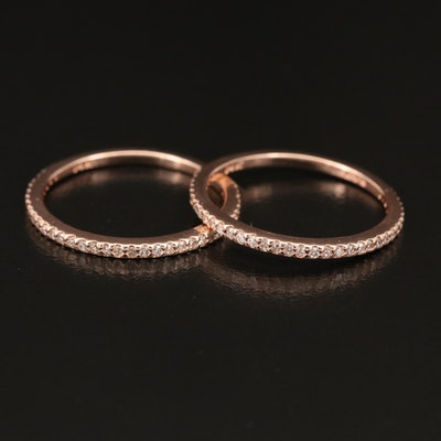 EFFY 14K Matching Diamond Bands