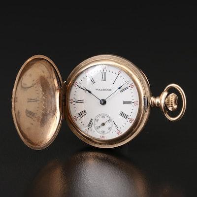 1904 Waltham, Size 0 Pocket Watch
