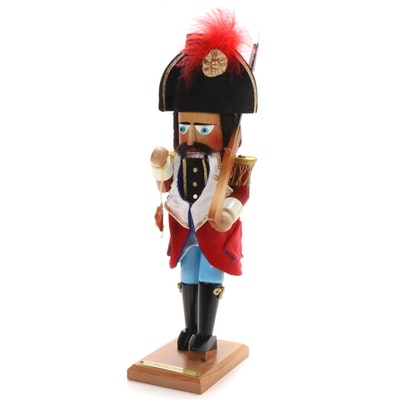 "Steinbach ""The Toy Soldier"" Wooden Nutcracker with Original Box"