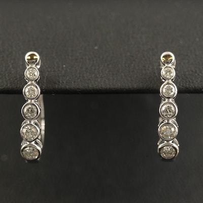 EFFY 14K Diamond Earrings