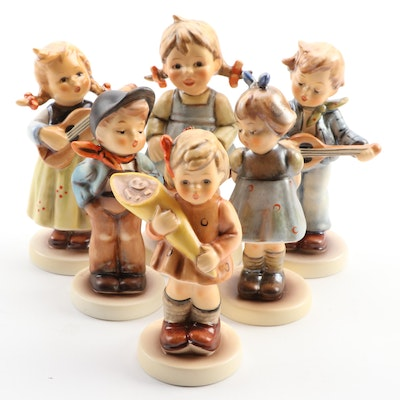 MJ Hummel Club Porcelain Figurines
