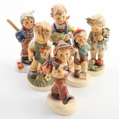 MJ Hummel Limited Edition and First Issue Figurines