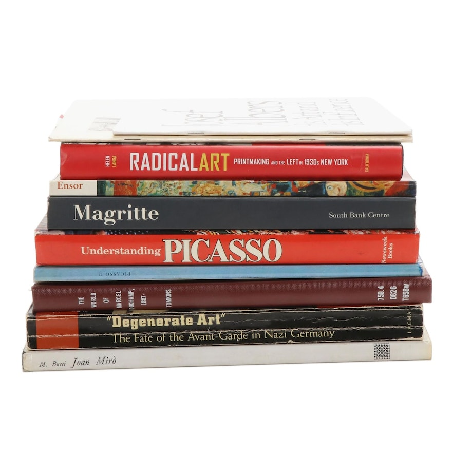 """""""The Fate of the Avant-Garde in Nazi Germany"""" and More Books on Modern Art"""