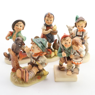 MJ Hummel Porcelain Figurines