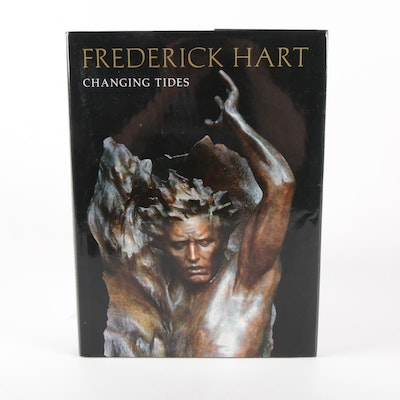 "First Edition ""Frederick Hart: Changing Tides"" with Essay by Michael Novak, 2005"