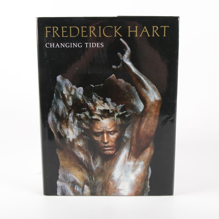 """First Edition """"Frederick Hart: Changing Tides"""" with Essay by Michael Novak, 2005"""