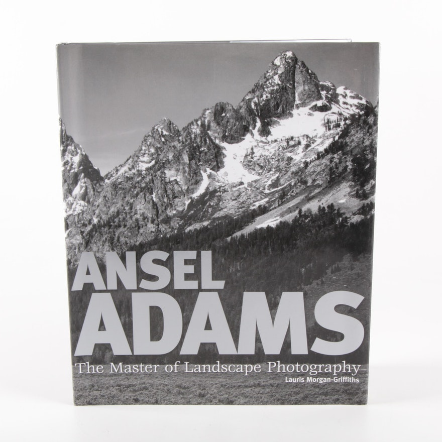 """""""Ansel Adams: The Master of Landscape Photography"""" by Lauris Morgan-Griffiths"""