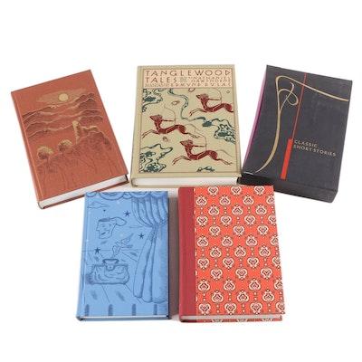 """Folio Society """"Short Stories"""" by Anton Chekhov and More"""