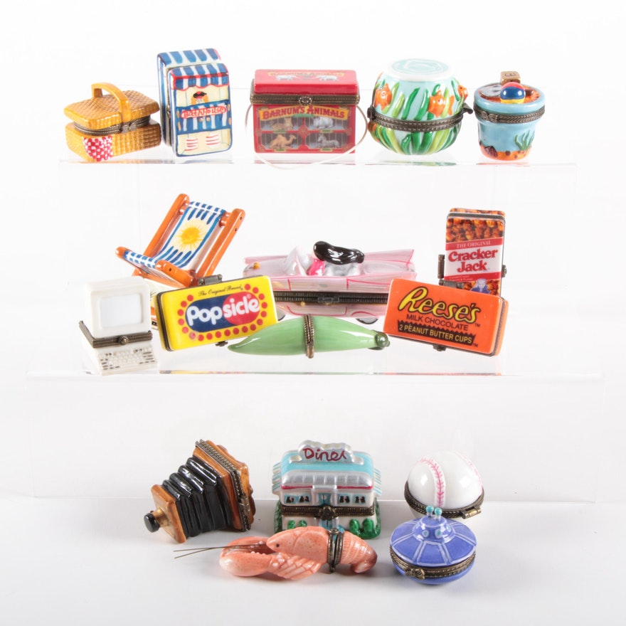 Midwest of Cannon Falls Reese's Peanut Butter Cups and Other Trinket Box