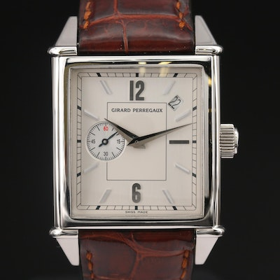 "Girard-Perregaux ""Vintage 1945 King Small Second"" Wristwatch"