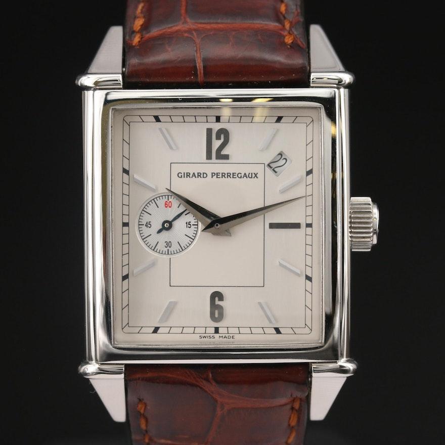 "Girard-Perregaux ""Vintage 1945 King Small Second"" Wristwatch"
