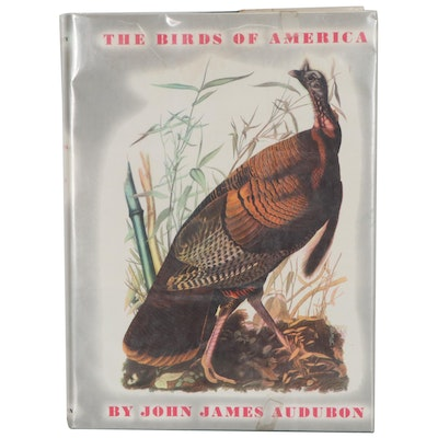 "Eleventh Printing ""Birds of America"" by John James Audubon, 1977"