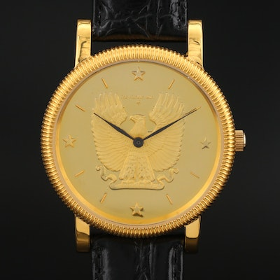 The Franklin Mint Quartz Wristwatch