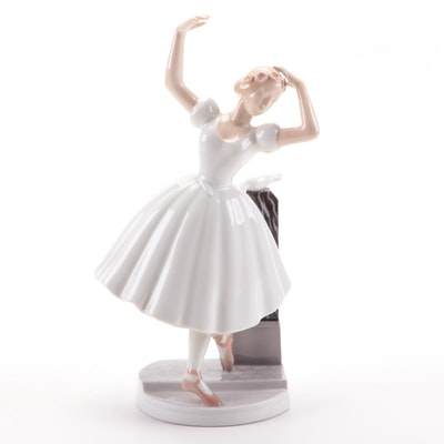 """Bing & Grondahl """"Ballet Girl"""" Porcelain Figurine"""
