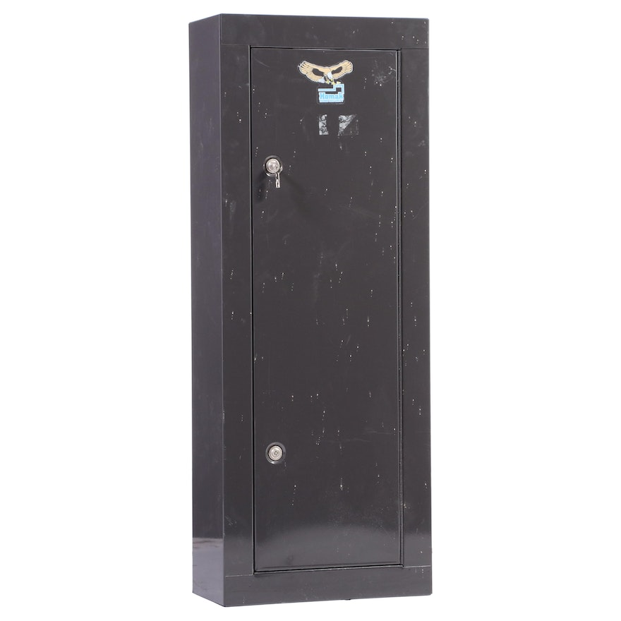 Homak Home Security Steel 8-Gun Cabinet