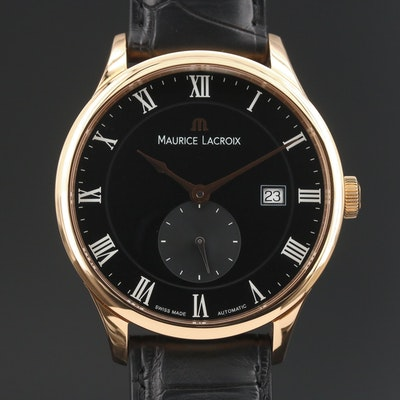 Maurice Lacroix Masterpiece Limited Edition 18K Rose Gold Wristwatch