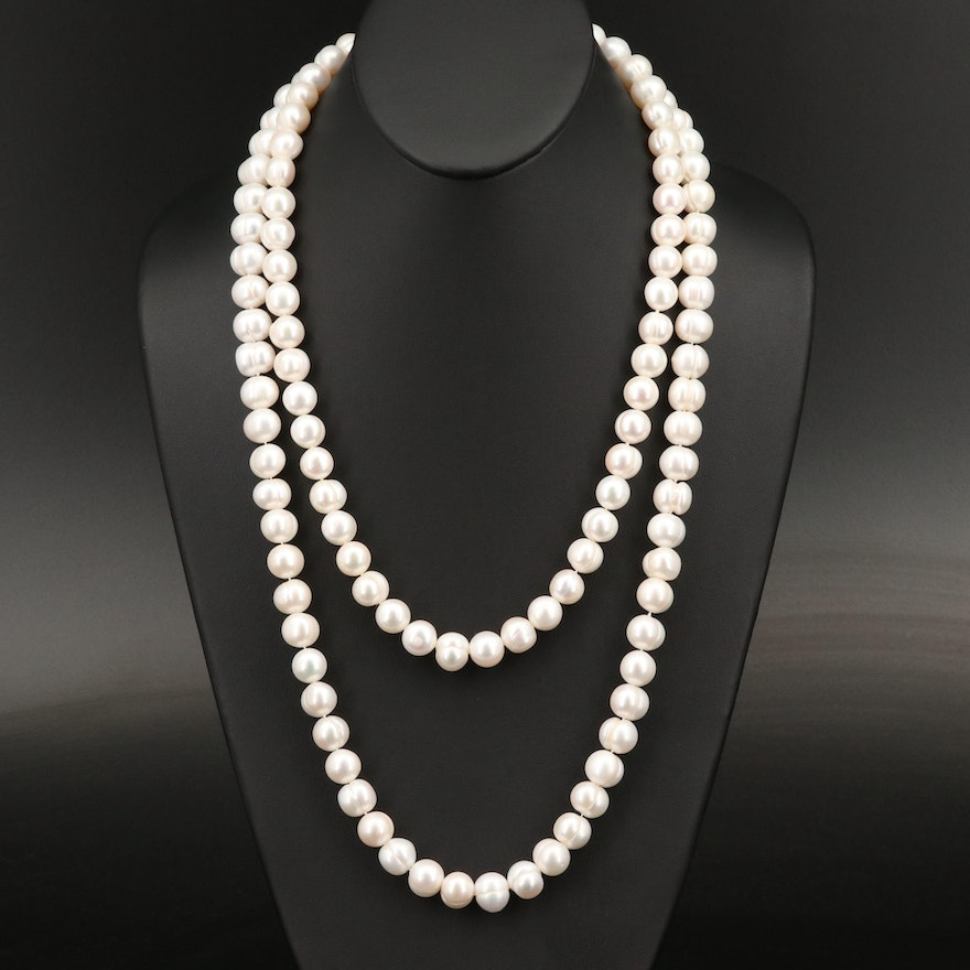 Endless Strand of Pearls