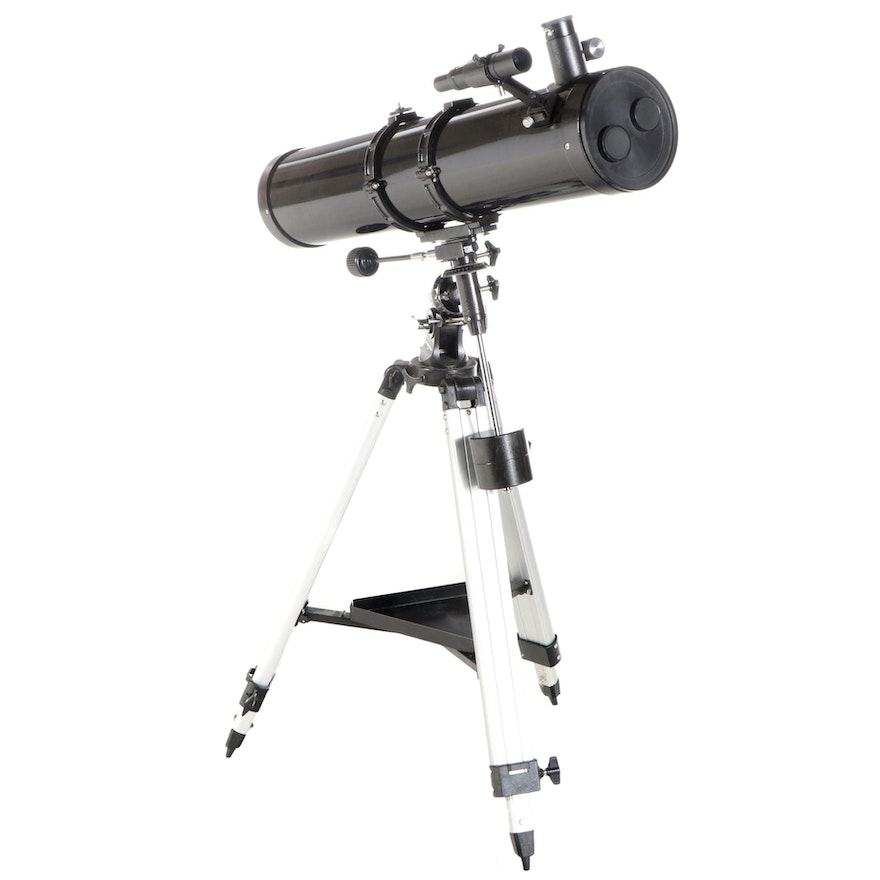 Orion SpaceProbe 130mm Telescope and Tripod Stand