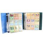 Pokémon Cards, Including Dark Charizard, Japanese, 1990s, and Holo Cards