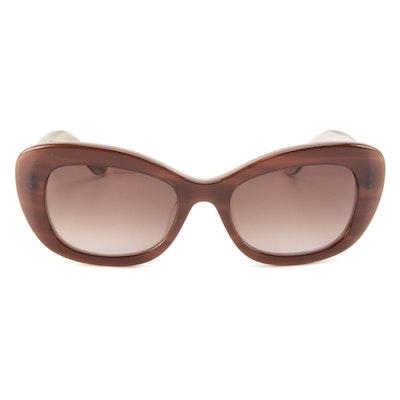 Fendi Selleria FS5216 Full Frame Sunglasses with Case