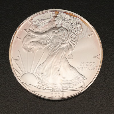 2009 $1 American Silver Eagle Bullion Coin