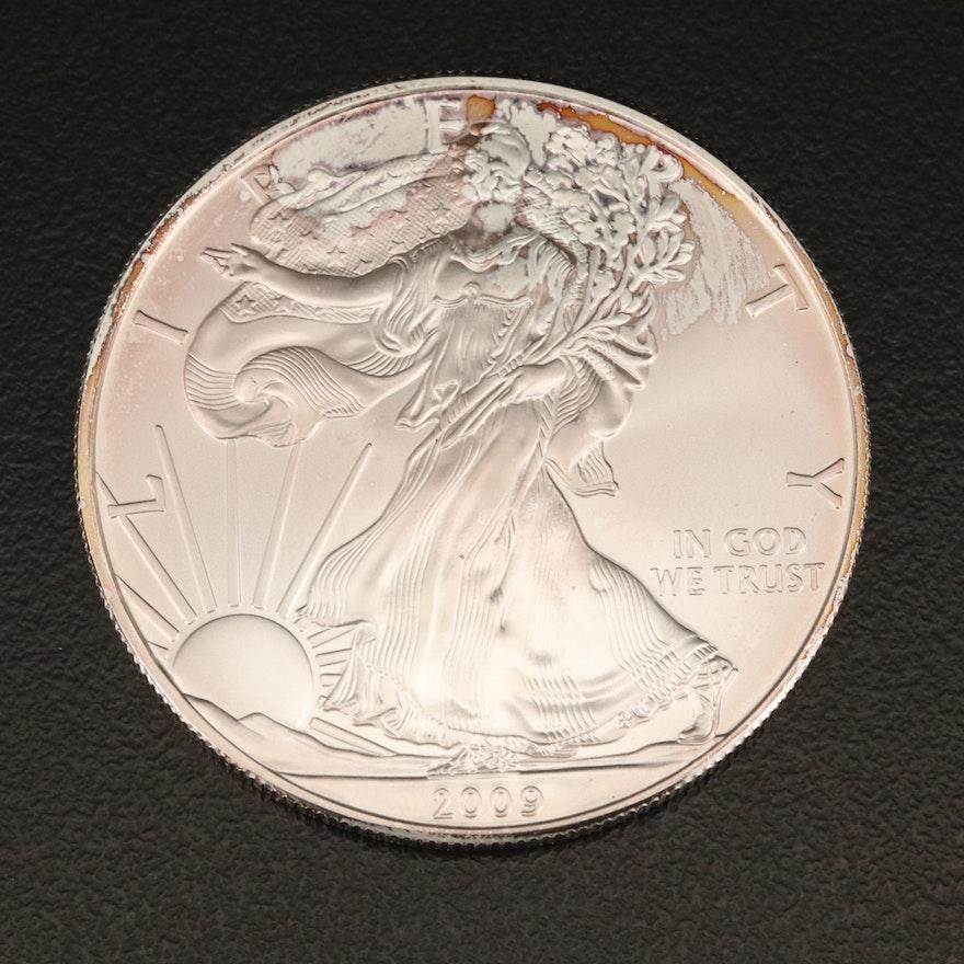 2009 $1 American Silver Eagle Bullion Coin