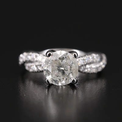 14K 3.06 CTW Diamond Ring
