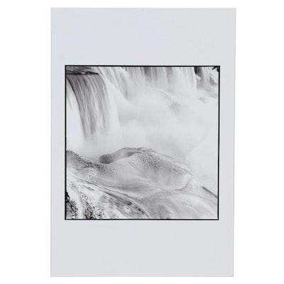 William D. Wade Digital Print Photograph of Freeform Landscape