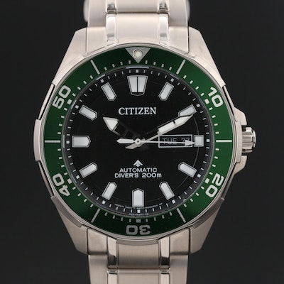 Citizen Promaster, Automatic Diver's Wristwatch
