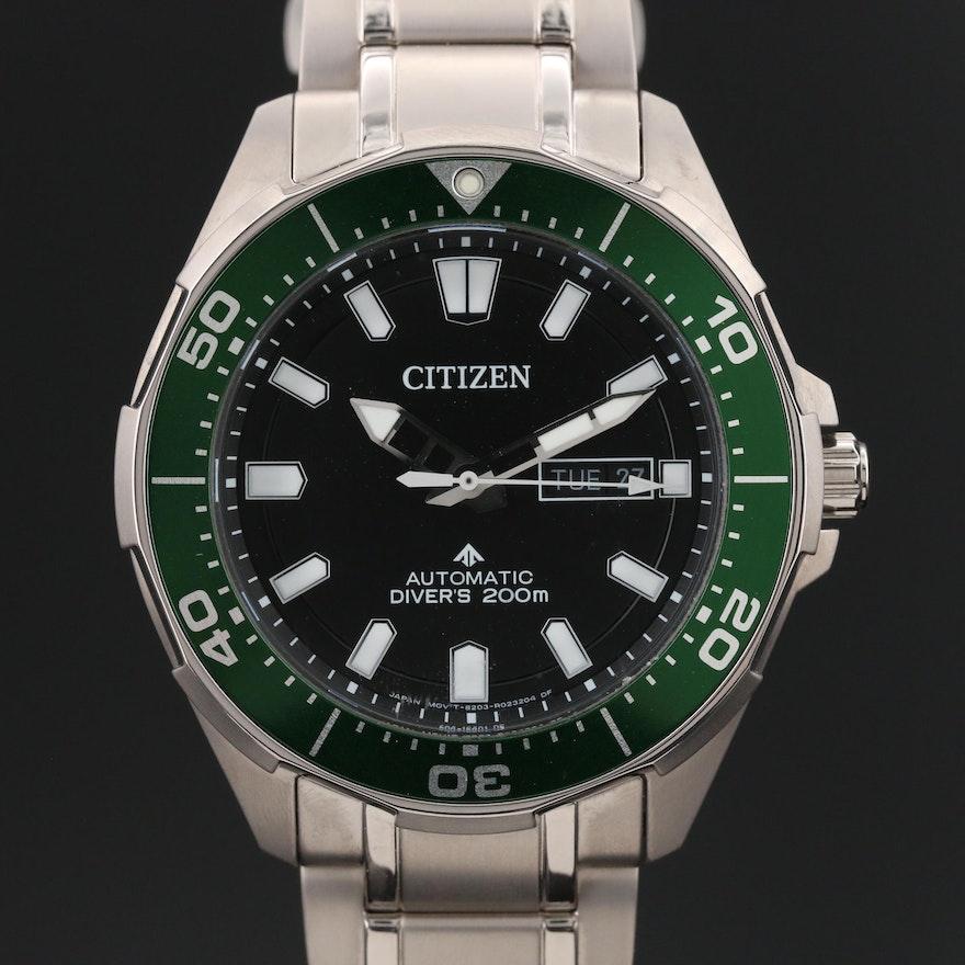 Citizen Promaster, Automatic Diver's Wristwatch