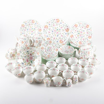 "Minton ""Haddon Hall"" Bone China Dinnerware, 1948–2011"