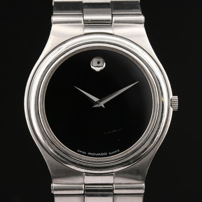 Movado Dominion Museum Wristwatch