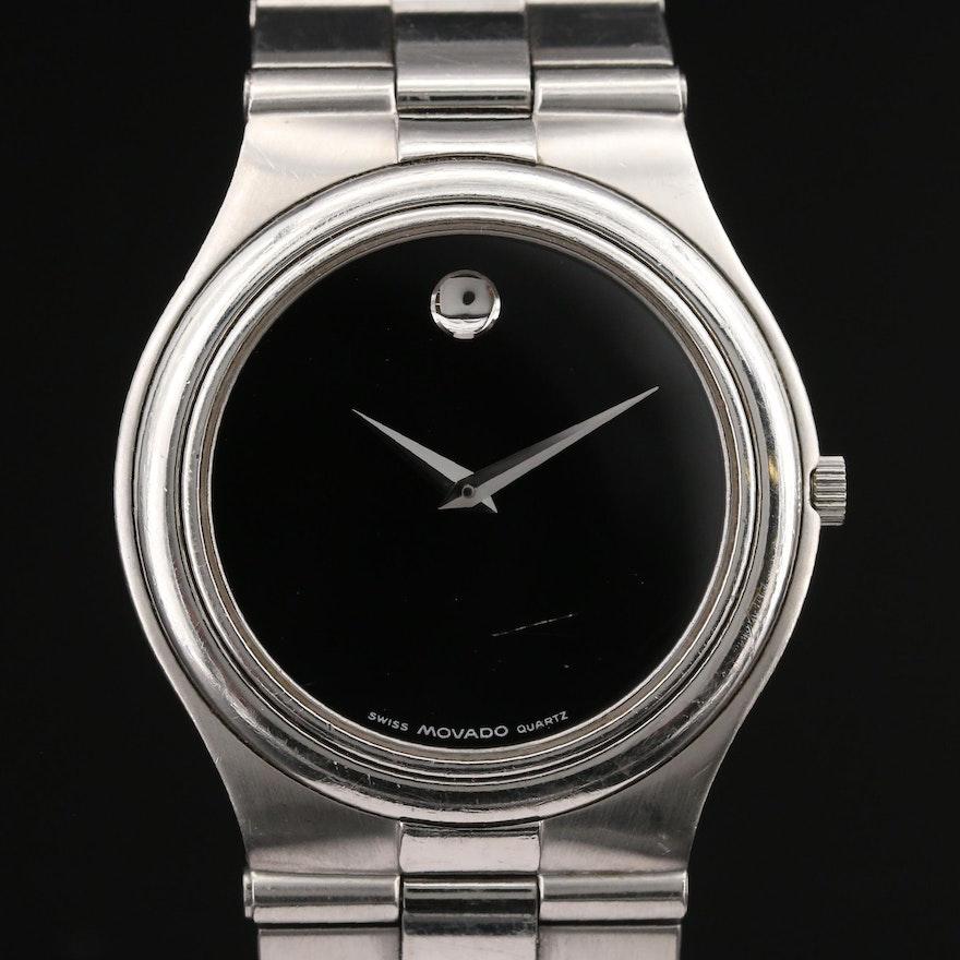 Movado Dominion Museum Wristwatch