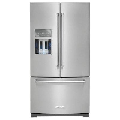 KitchenAid Stainless Steel 26.8 Cu. Ft. French Door Refrigerator