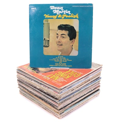 Dizzy Gillespie, Dean Martin, Soundtracks, Classical and Other Vinyl Records