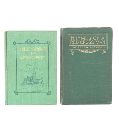 """""""La Belle Nivernaise"""" and """"Rhymes of a Red Cross Man,"""" Early 20th Century"""