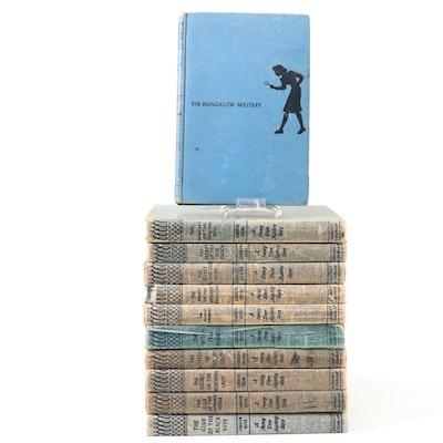"""""""Nancy Drew"""" Mystery Novels by Carolyn Keene, Mid-20th Century"""