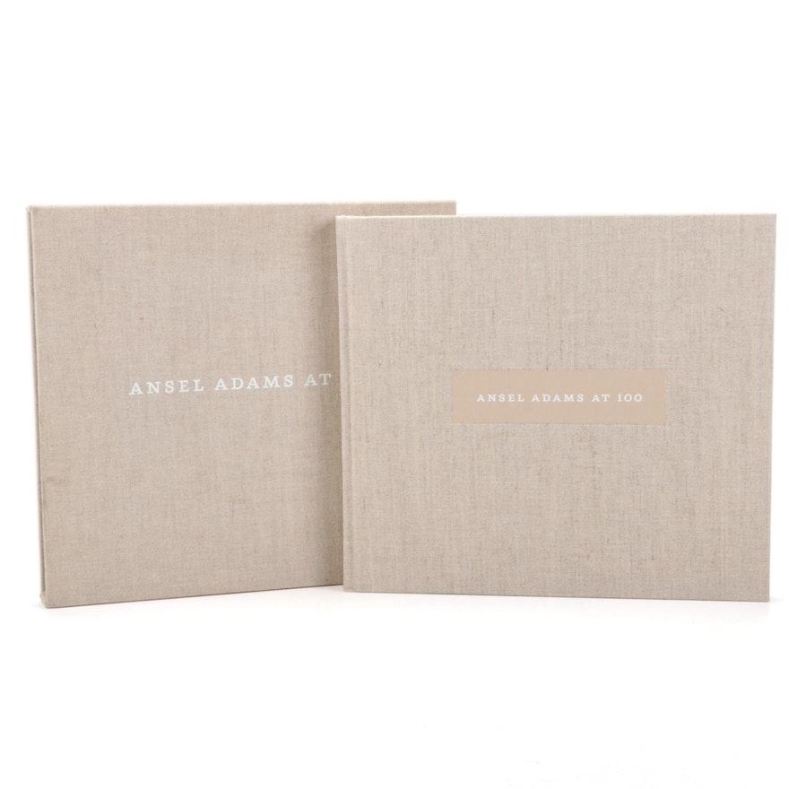 "First Edition ""Ansel Adams at 100"" by John Szarkowski, 2001"